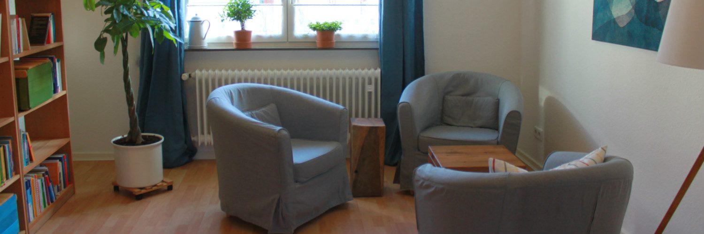Psychologische Praxis Büdingen, Besprechungsraum